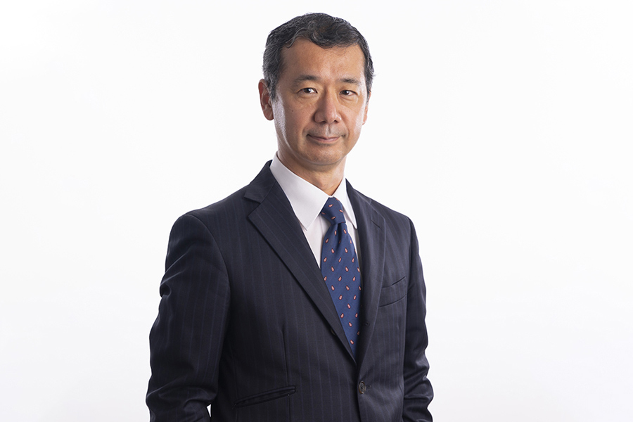Osamu Ono, Mitsubishi Power Asia Pacific Pte. Ltd, Managing Director & CEO