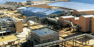 Medina-Yanbu Power Plant and Desalination Plant, Phase 2 in Saudi Arabia-1