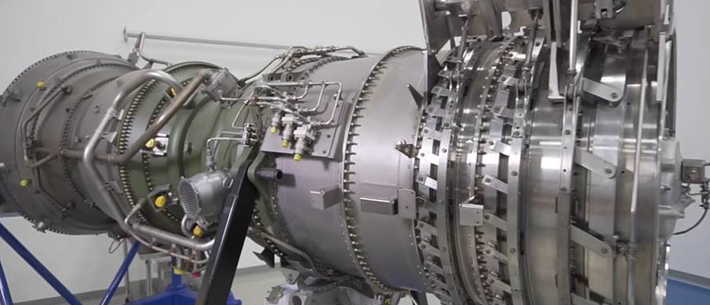 Aero-Derivative Gas Turbine Services