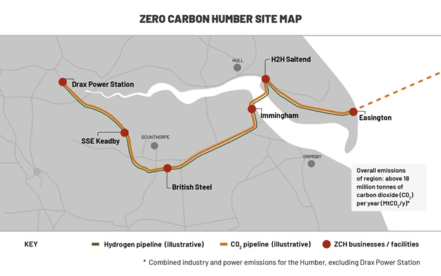 ZCH Site Map