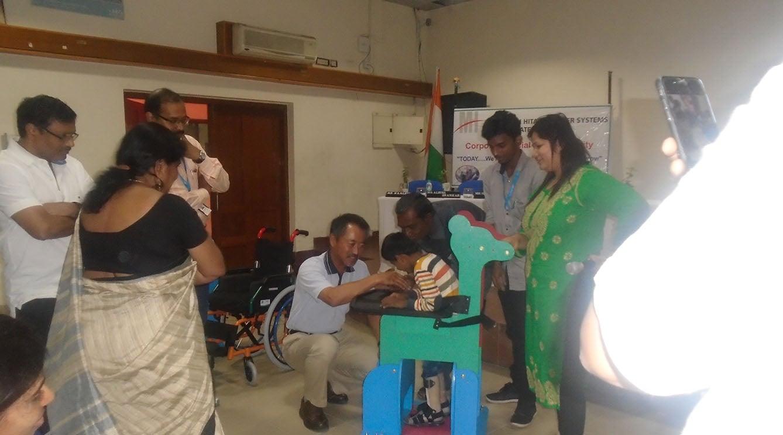 CSR Initiatives 2017-18